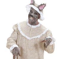 Disfraz abuela Caperucita