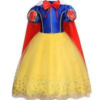 Disfraz Blancanieves para niña