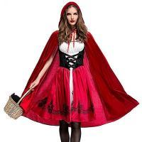 Traje Caperucita Roja mujer