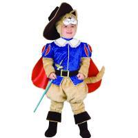 Disfraz infantil Gato con Botas