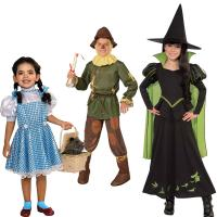 Personajes de Mago de Oz disfraces