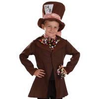Disfraz Sombrerero Loco para niño
