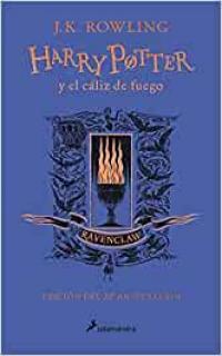 Edición especial Harry Potter y el caliz de fuego Ravenclaw