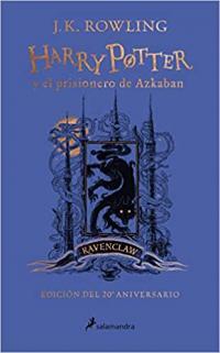 Edición especial El prisionero de Azkaban Harry Potter Ravenclaw