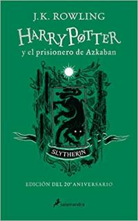 Harry Potter y el prisionero de Azkaban Slytherin