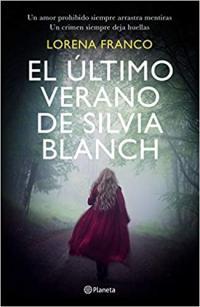 Portada de El último verano de Silvia Blanch
