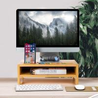 Elevador pantalla madera