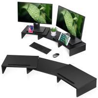 Elevador de monitor giratorio