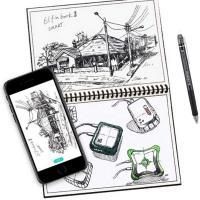 Elfinbook Cuaderno Inteligente Reutilizable