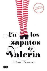 En los zapatos de Valeria libro 1