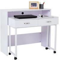 Mesa ordenador extensible