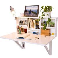 Estanteria con escritorio abatible
