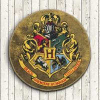 Felpudo escudo Hogwarts