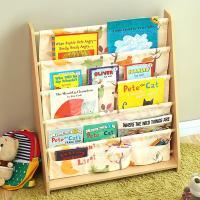 Estante para libros de niños