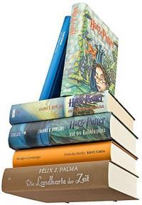 Estanteria libros flotantes