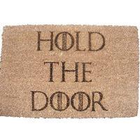 Hold the door felpudo