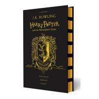 La piedra filosofal en inglés edición Hufflepuff