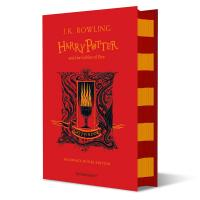 Harry Potter y el caliz de fuego 20 años (ingles)