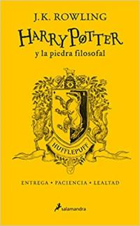 Edición especial Harry Potter Hufflepuff