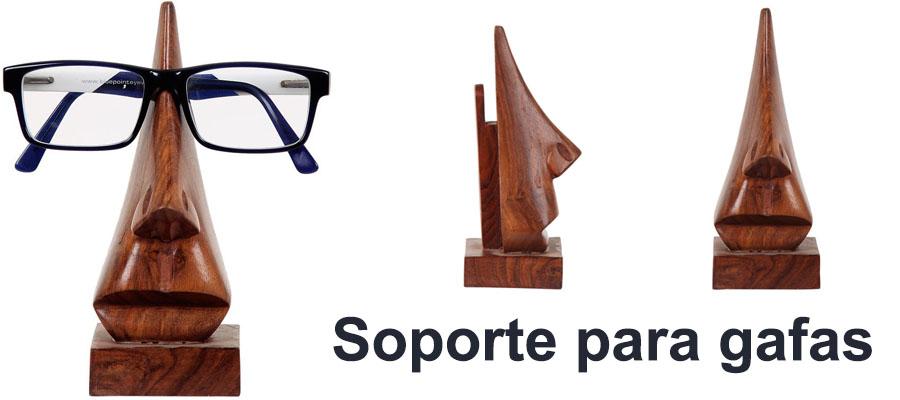 Soporte para gafas