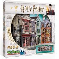 Juego de mesa Harry Potter Callejon Diagón - Puzzle