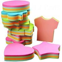 Set de notas adhesivas de formas surtidas
