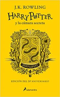 Harry Potter y la camara secreta Hufflepuff