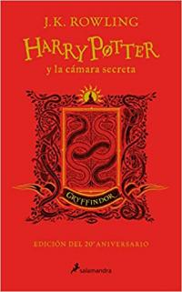 Harry Potter y la camara secreta Gryffindor