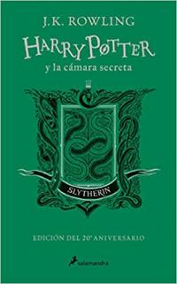Harry Potter y la camara secreta Slytherin