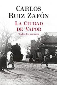 Último libro Carlos Ruiz Zafón