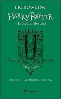 Edición especial Harry Potter Slytherin