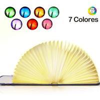 Lámparas de libro 7 colores