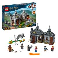 Cabaña Hagrid Lego