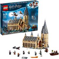 Gran comedor Harry Potter Lego