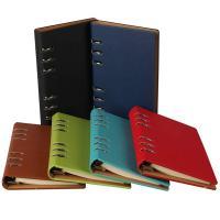Cuaderno anillas recargable A6