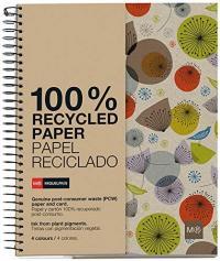 Miquelrius a4 reciclada