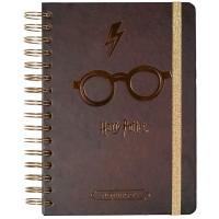 Libreta Harry potter A5