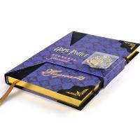 Cuaderno Harry Potter borde dorado