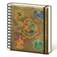 Cuaderno Hogwarts