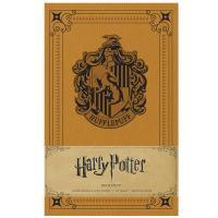 Cuaderno Hufflepuff