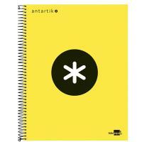Libreta Antartik Liderpapel amarilla