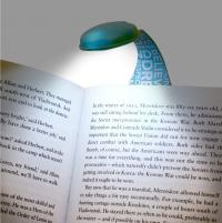 Luz de lectura cama