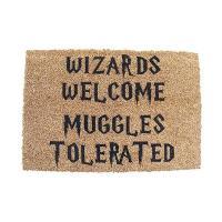 Felpudo muggles vs magos