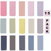 Marcadores de página de colores