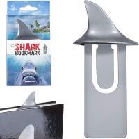 Separador de libros aleta de tiburón