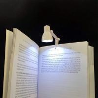 Flexo para leer en la cama