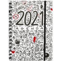 Agenda Miquelrius 2021