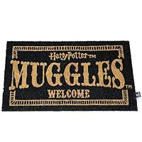 Felpudo Muggles