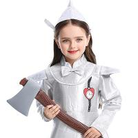 Disfraz Mujer de Hojalata para niña