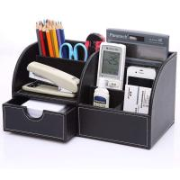 Organizador de escritorio multifuncional